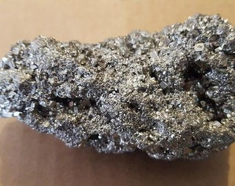 Beautiful Pyrite specimen