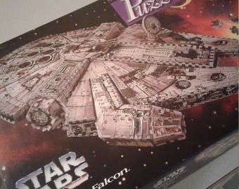 Star Wars 3D Millennium Falcon