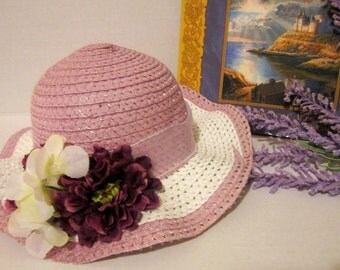 5 Tea Party Hats with feather boa & glove options , Dress Up, Tea Party, Fun, Birthday