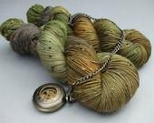 4 ply Donegal Tweed Sock Wool. The Blasted Heath