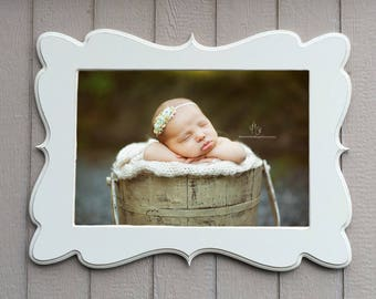 Picture Frame 11x18 (choose color and style)