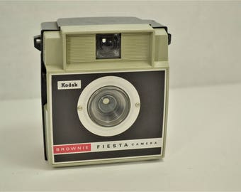 Vintage Kodak Brownie Fiesta - We have a vintage camera for you
