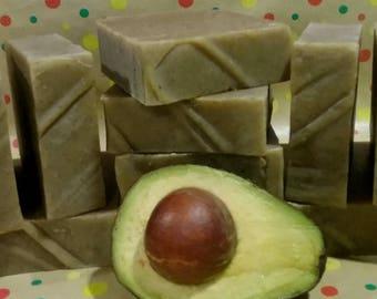 Double Avocado Soap