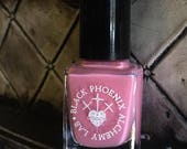 Blossoming Vulva : Claw Polish by Black Phoenix Alchemy Lab and Trading Post