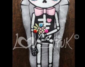 Coffin Calakita Pillow Doll