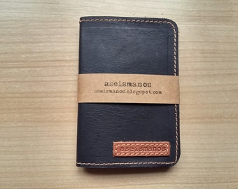 Leather card holder/ Gift for him / Gift for her/ Travel accessories