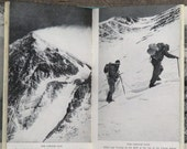 Vintage mountaineering adventure book The Ascent of Everest by Brigadier Sir John Hunt vintage 1950s book