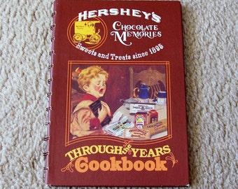 Hershey's Chocolate Memories Through The Years Cookbook