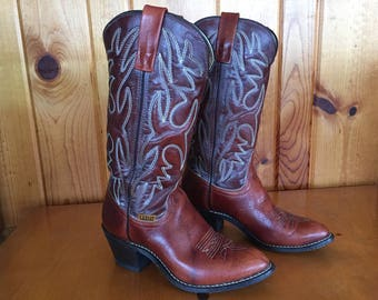 Lariat Ladies Cowboy Boots