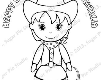 spa party coloring pages - photo#36
