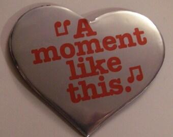 Heart Magnet - Diet Coke - 'Share a Coke' Conversation Can