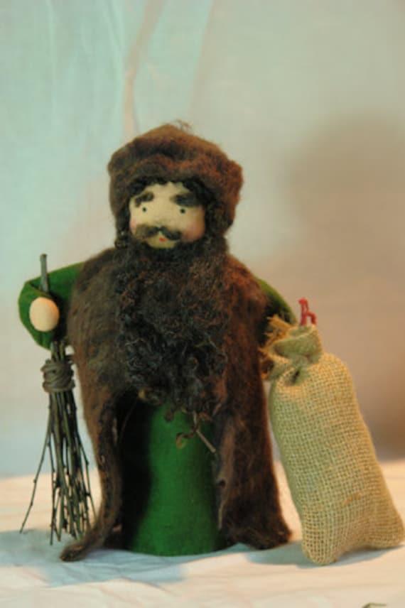 Knecht Ruprecht Doll
