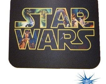 Star Wars Anti Slip PC Gamer Picture Mouse Pad (Style A)