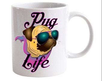 Pug Life Pug Mug