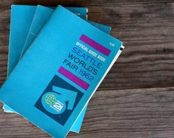 Seattle World's Fair Guide Book