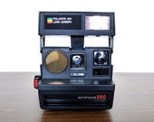 Polaroid 600 Land Camera Instant Vintage