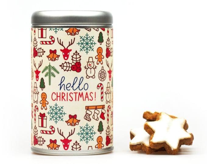 HELLO CHRISTMAS Jumbo Gift Box
