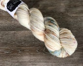 classic {sock} | PEARL | ready to ship | hand dyed yarn | merino nylon