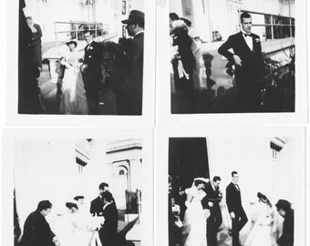 the Bad Wedding Album social realism snapshot old photo found photograph vernacular antique photos couples in Love