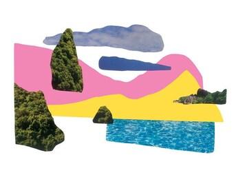 Place Myth (Pink, Yellow, Blue)