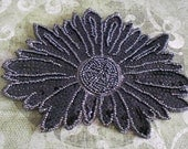 Floral Sequined Applique