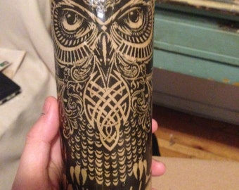 Owl Shoot Straight Hip Quiver