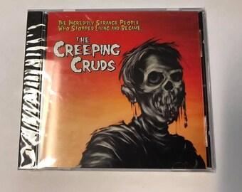 "CREEPING CRUDS ""Incredibly Strange"" CD - original batch"