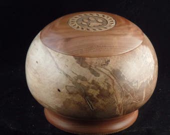 Ambrosia Maple Pet Urn # 944-42