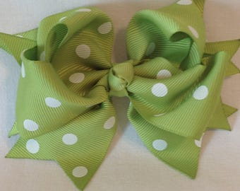 Boutique Hairbows/Girls Hairbows/Hairbows