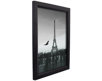 craig frames 10x13 inch black picture frame economy 1 wide 7171610bk1013