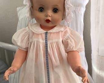 Vintage infant girl's dress
