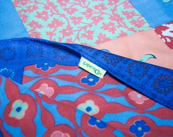 Authentic Les Olivades France Long Scarf