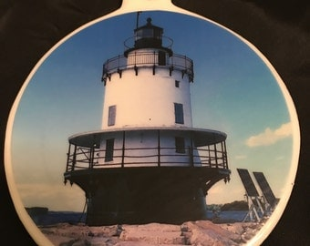Spring Point Lighthouse ornament