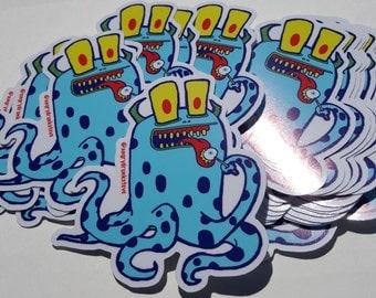 Lolly!  Large Vinyl Sticker