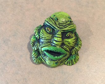 Creature from the black lagoon pin
