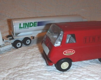 Die Cast Trucks: Winross and Tonka