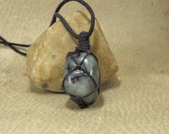 Emerald Pendant - May Birthstone - Heart Chakra - Hope Calm Love Romance - Reiki Inspired Jewelry
