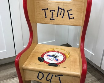 green time out chair