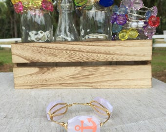 Anchors away bangle!
