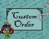 Custom Order Linda K