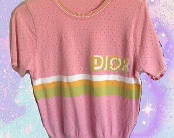 Vintage Pink Dior