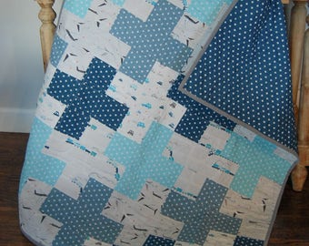 On the Go- plus quilt