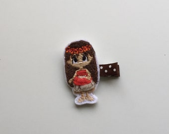 Polynesian Girl Etsy