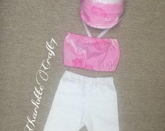 Newborn Pants Set Photo Prop