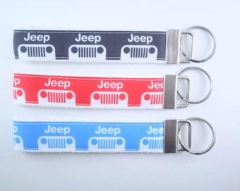 Jeep Key Fob-Wristlet