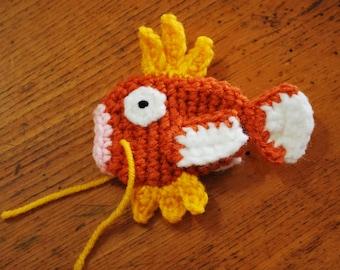 Crochet Chibi Magikarp
