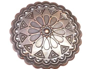10pc 60mm antique copper finish iron pendant/chandelier components-OFF184