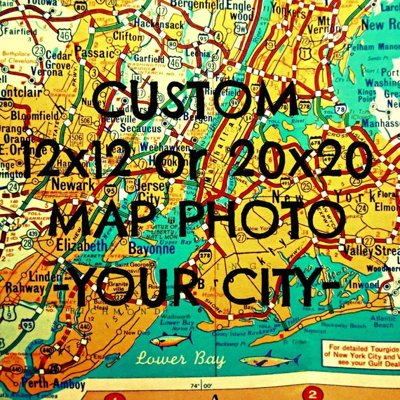 Custom Personalized Maps, wife to husband Gift, Mens Personalized Map, Cool Guy Gifts for Him, City Map Gift, Hometown Gift, City Map Art