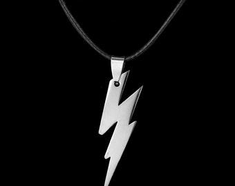 Flash super heroe necklace