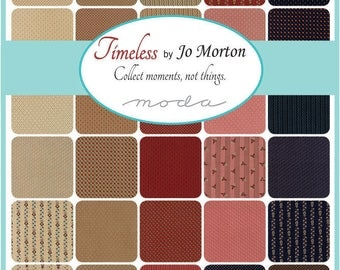 NEW - Timeless Charm Pack by Jo Morton for Moda